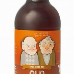 Beer 500ml – Old Farts (Dark Ruby 4.8%)