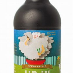 Beer 500ml – Up In Smoke (Strong Ruby Ale 4.8%)