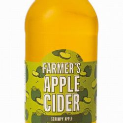 Cider 500ml – Farmers Apple (Scrumpy Apple 6%)