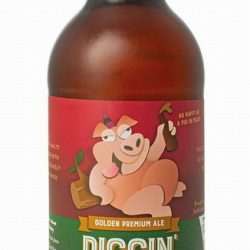 Beer 500ml – Piggin Drunk (Golden Premium 5%)