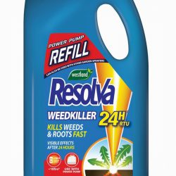 Resolva Weedkiller 24H 5L Ready To Use Refill
