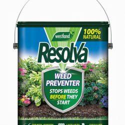 Resolva Weed Preventer Tub 2.5kg