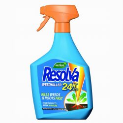 Resolva Weedkiller 24H 1L Ready To Use