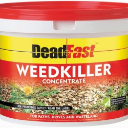 Deadfast Weedkiller Concentrate Tub 12x100ml