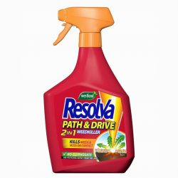 Resolva Path & Drive Weedkiller 1L Ready To Use