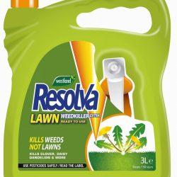 Resolva Lawn Weedkiller Extra 3L