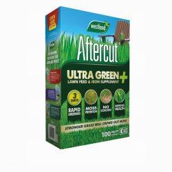 Aftercut Ultra Green Plus Lawn Feed Medium Box 100sq.m