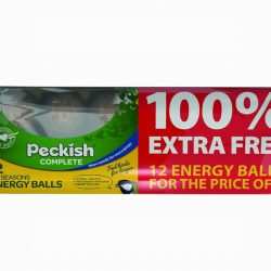 PK Complete Energy Balls 6pk + 6 Free