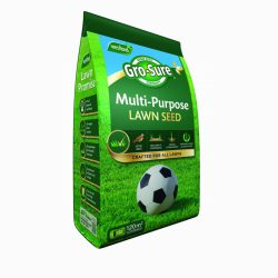 Gro-Sure Multi Purpose Lawn Seed 120sq.m