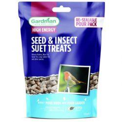 Seed & Ins Suet Treats 550g