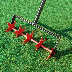 Heavy Duty Lawn Spike Aerator