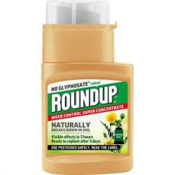 Roundup – Natural Weed Control Concentrate 140ml