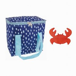 Porta Cooler Bag & Ice Block Set – Seaside