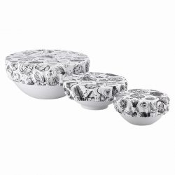 Stretch Bowl Covers Triple Pack – Grown Fruit & Veggie