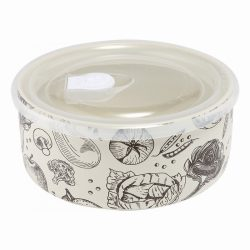 Microwave Food Bowl 16cm – Grown Fruit & Veggie