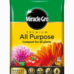 Miracle-Gro Premium All Purpose Compost 40L