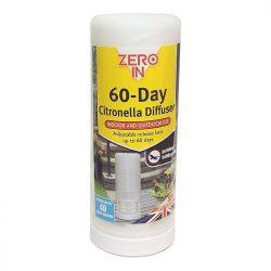 Zero In 60-Day Citronella Diffuser