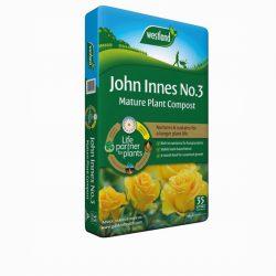 J Innes No 3 Mature Plant Compost