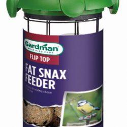 Flip Top Fat Snax Feeder