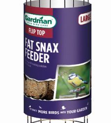 Flip Top Fat Snax Feeder – Large