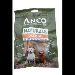 Anco Naturals – Chicken Feet 100g