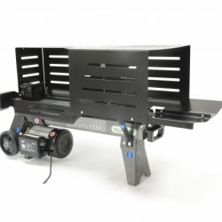 The Handy 6 Ton Horizontal Log Splitter With Guard