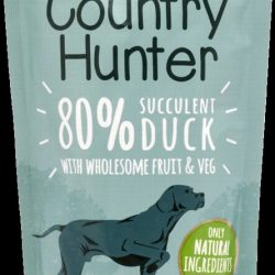 Country Hunter Pouch Succulent Duck For Dogs 150g