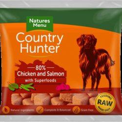 Country Hunter Frozen Chicken & Salmon Nuggets 1kg