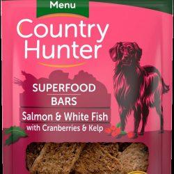 Country Hunter Superfood Bars Salmon & White Fish 100g