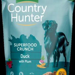 Country Hunter Superfood Crunch Duck With Plum 1.2kg
