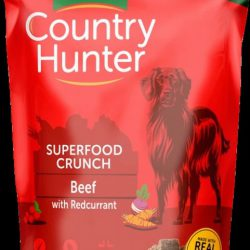 Country Hunter Superfood Crunch Beef With Redcurrant 1.2kg