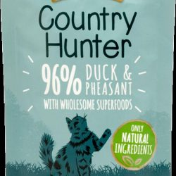 Country Hunter Pouch Pheasant & Duck For Cats 85g
