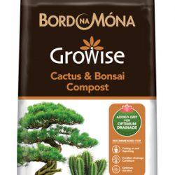 Cactus & Bonsai Potting Compost 10L