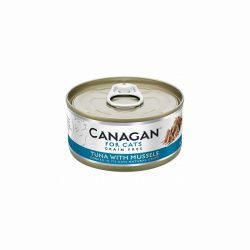 Canagan Cat Can – Tuna with Mussels 75g