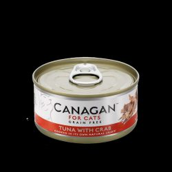 Canagan Cat Can – Tuna with Crab 75g