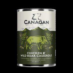 Canagan Can – Chicken & Wild Boar Casserole For Dogs 400g