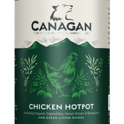 Canagan Can – Chicken Hotpot For Dogs 400g