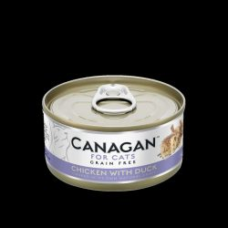 Canagan Cat Can – Chicken with Duck 75g