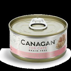 Canagan Cat Can – Chicken with Ham 75g