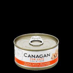 Canagan Cat Can – Tuna with Prawns 75g