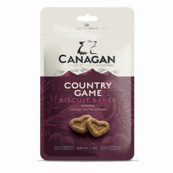 Canagan Game Dog Biscuit Bakes 150g