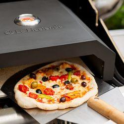 BBQ Pizza Oven – Black
